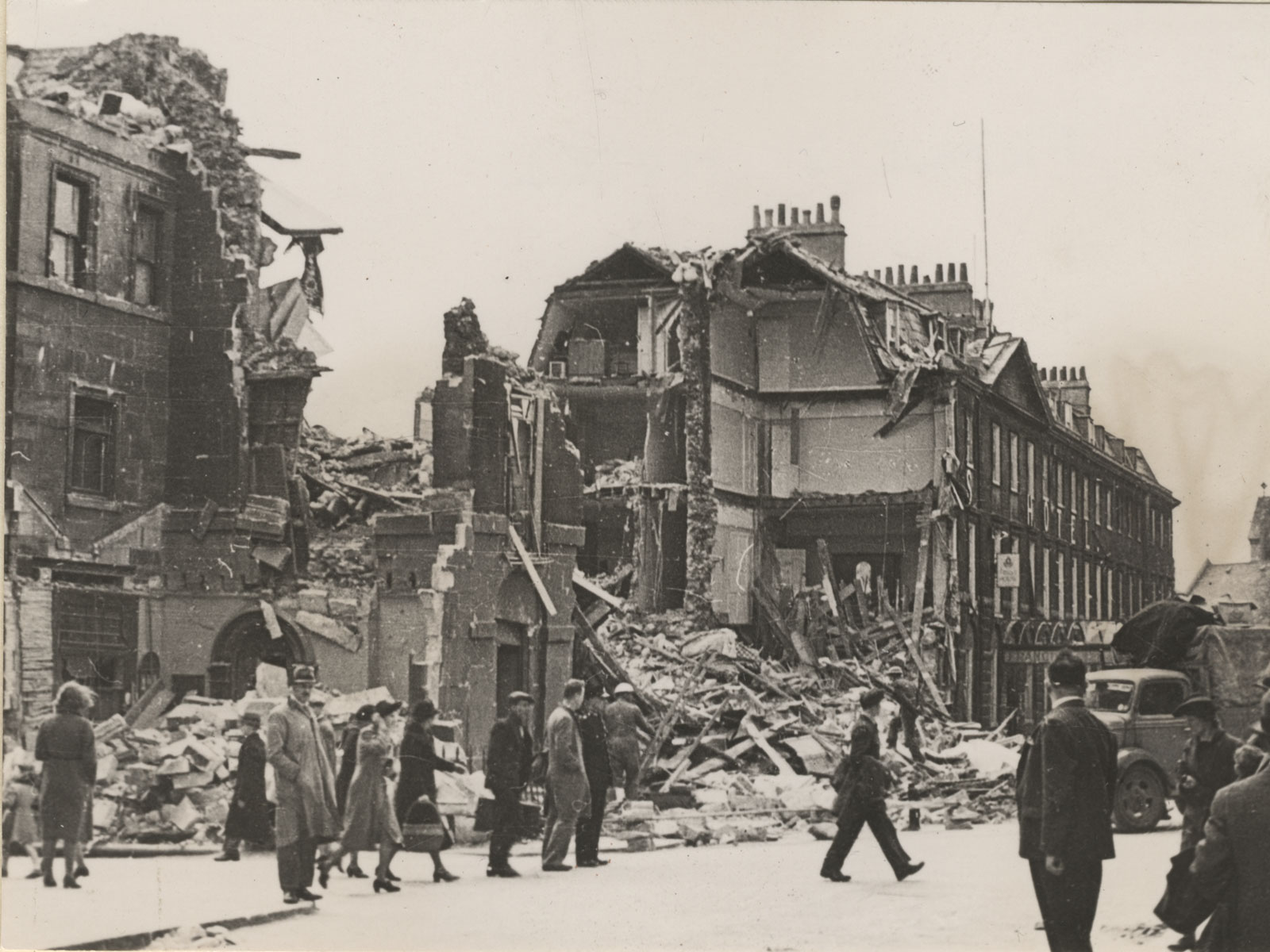 a letter from the bath blitz