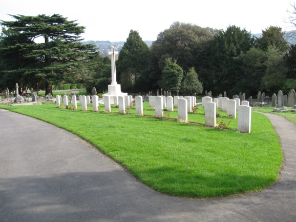 The war memorials and military graves.jpg