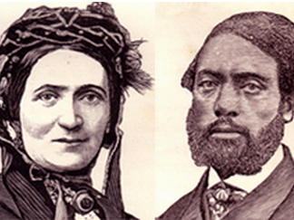 Image: William and Ellen Craft