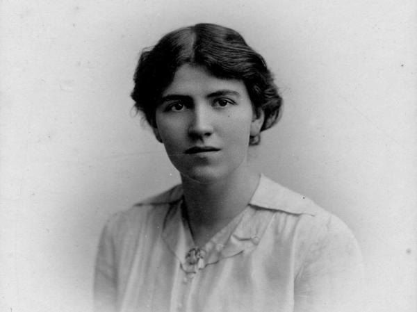 V.A.D. Nurse Kathleen Ainsworth, c.1912