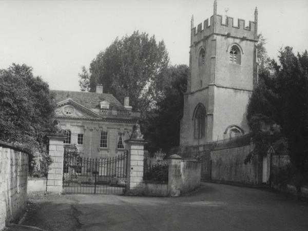 Widcombe Manor and St. Thomas à Becket Church